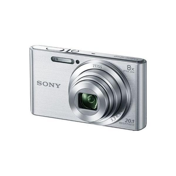 【納期目安:2週間】ソニー DSC-W830 約2050万画素 デジタルスチルカメラ 光学8倍ズーム (DSCW830)
