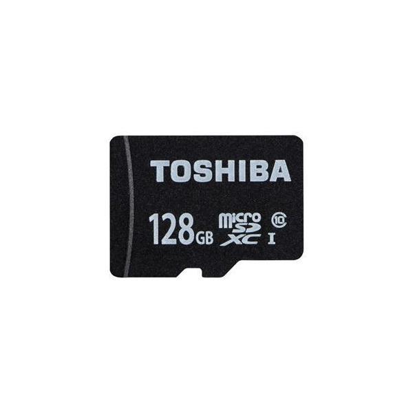 ds-1866611 東芝 microSDXCメモリカード 128GB Class10 MSDAR40N128G (ds1866611)