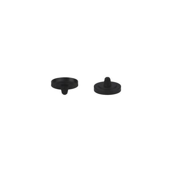 ds-2101306 (まとめ) JJC シャッターレリーズボタン ブラック JJC-SRB-C11BK 【×5セット】 (ds2101306)