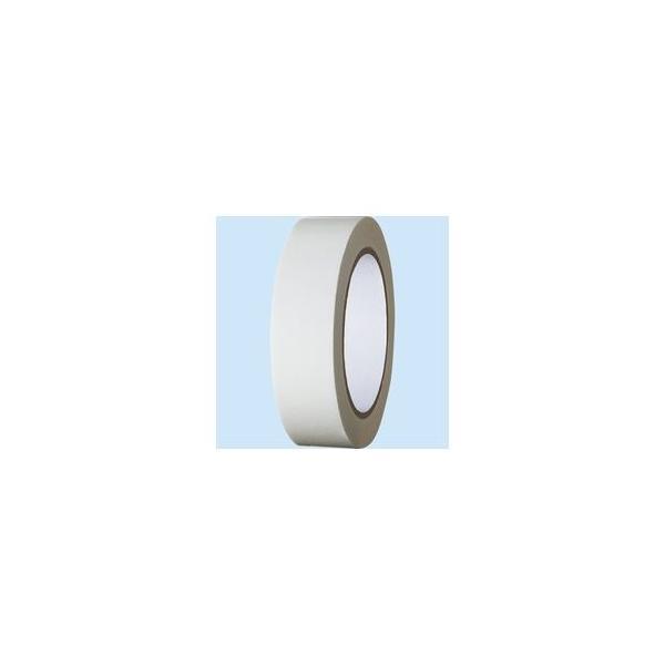 ds-2113904 (まとめ) TANOSEE 紙両面テープカッターなし 50mm×20m 1巻 【×10セット】 (ds2113904)