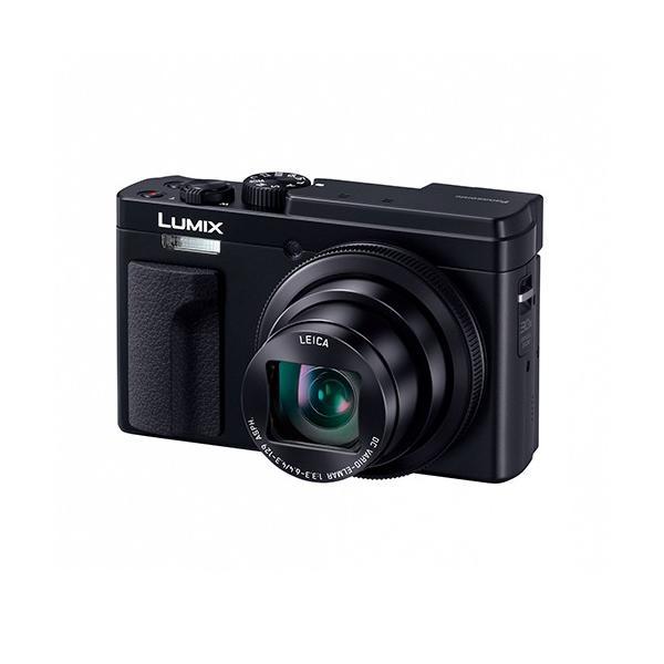 【納期目安:04/25発売予定】パナソニック DC-TZ95-K 光学30倍の高倍率ズームに対応したコンパクトデジタルカメラ ブラック (DCTZ95K)