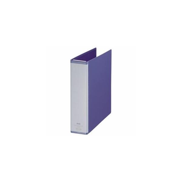 ds-2233467 (まとめ) ライオン事務器 マガジンファイルワイヤ式 A4タテ とじ厚50mm ワイヤ12本付 ブルー MF-53WC 1冊  【×10セット】 (ds2233467)