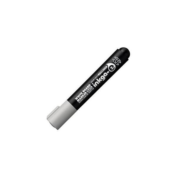 ds-2244324 (まとめ) コクヨ ホワイトボード用マーカーペン<インクガイイ スタンダードタイプ> 中字丸芯 黒 PM-BN102D 1本  【×100セット】
