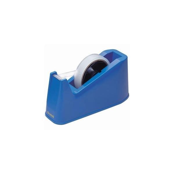 ds-2236930 (まとめ) 3M スコッチ デスクディスペンサー ブルー C-3-J-BLUE 1台  【×30セット】 (ds2236930)