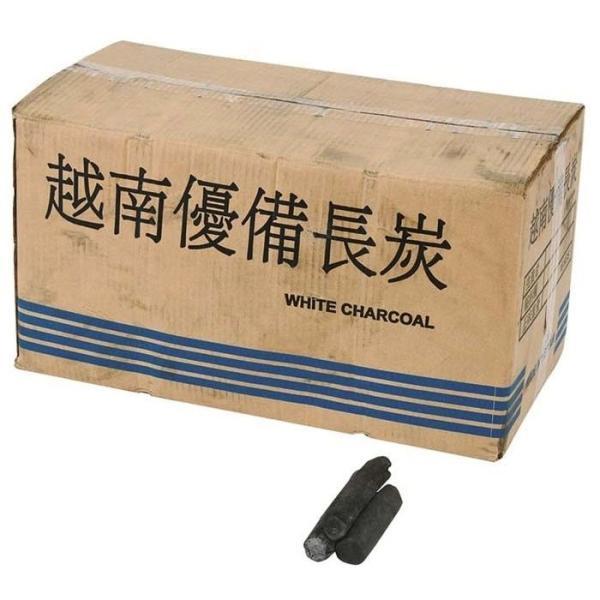 EBM-0032700 ユーカリ備長炭 切小丸 15kg入 (EBM0032700)