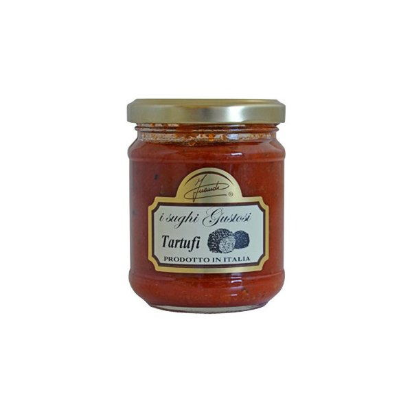CMLF-1624404 イタリア INAUDI社 イナウディ トリュフとトマトのパスタソース 180g S5 (CMLF1624404)