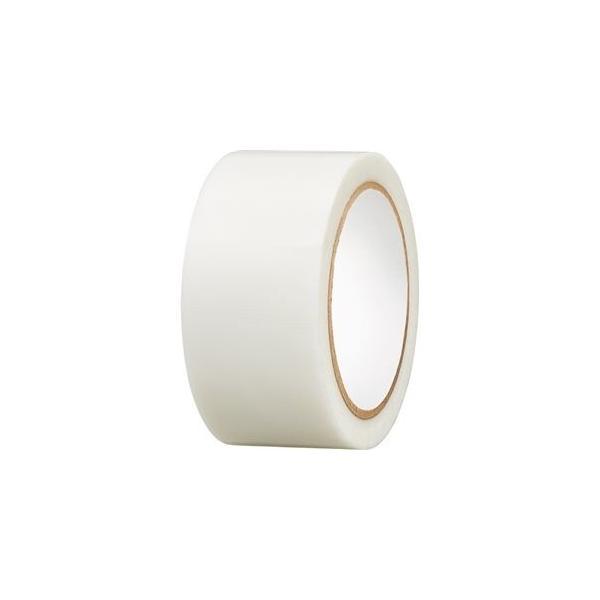 ds-2356557 寺岡製作所 養生テープ 弱粘着 50mm×25m 透明 TGK-JNY50C 1セット(90巻) (ds2356557)
