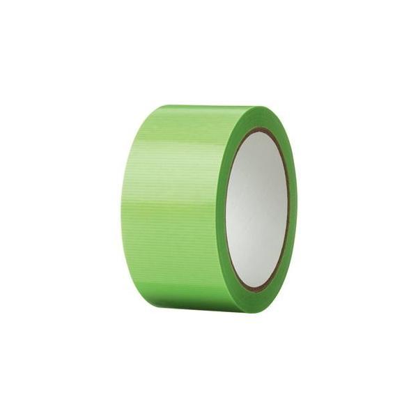 ds-2361767 (まとめ)寺岡製作所 養生テープ 50mm×25m 若葉 TO4100G-25 1巻 【×10セット】 (ds2361767)