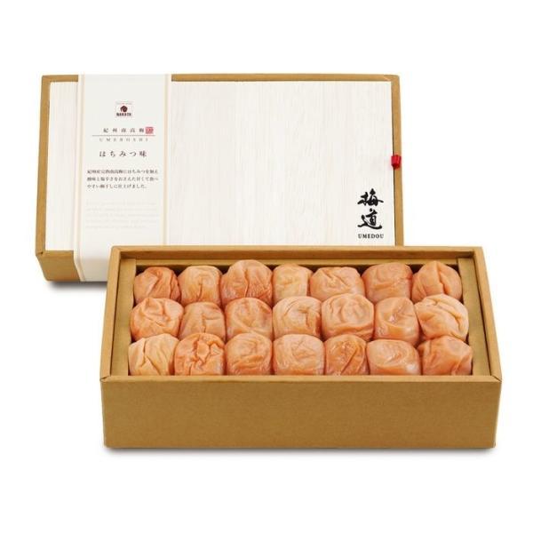 中田食品 4904046018639 梅道 紀州南高梅 はちみつ味500g