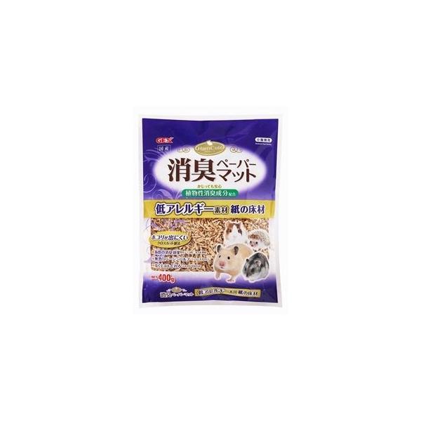 ds-2412131 (まとめ) ハムキュート 消臭ペーパーマット 400g (ペット用品) 【×5セット】 (ds2412131)