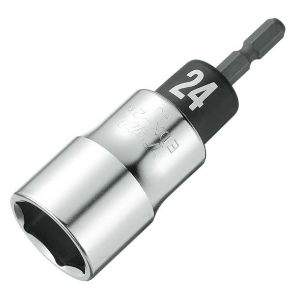 トップ工業 EDX-24H TOP 電動ドリル用アルファソケット 24mm (EDX24H)