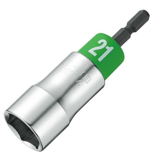 トップ工業 EDX-21H TOP 電動ドリル用アルファソケット 21mm (EDX21H)