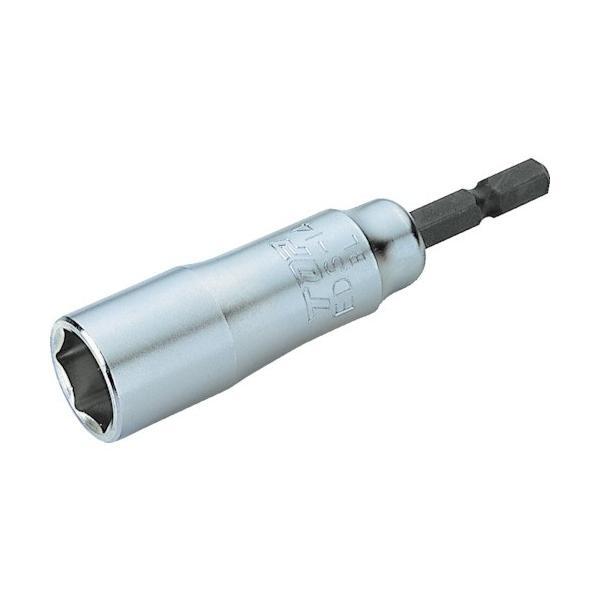 トップ工業 EDS-13C TOP 電動ドリル用インパクトソケット 13mm (EDS13C)