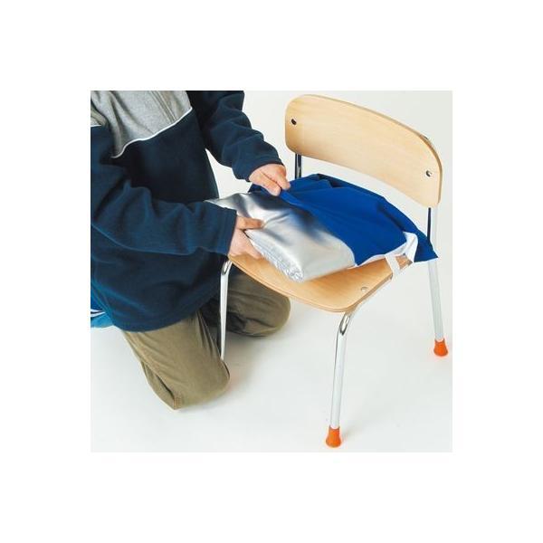 アーテック ATC-3981 クッションカバーのみ青(子供用防災ずきん用) (ATC3981)