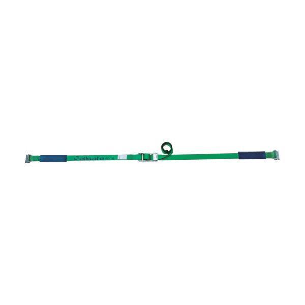 トラスコ中山 tr-4794737 allsafe ベルト荷締機 オーバーセンター式45mmT-ワンピース仕様 (tr4794737)