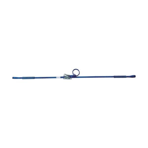トラスコ中山 tr-4794869 allsafe ベルト荷締機 ラチェット式ループ25仕様(軽荷重) (tr4794869)