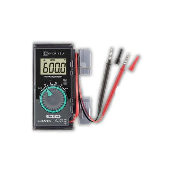 共立電気計器 1019R カード型デジタルマルチメータ