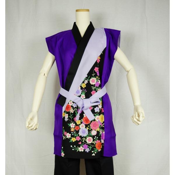 よさこいコスチューム 上衣 =よさこい衣装 YOSAKOIソーラン よさこい祭り= (73001)|dento-wako|02