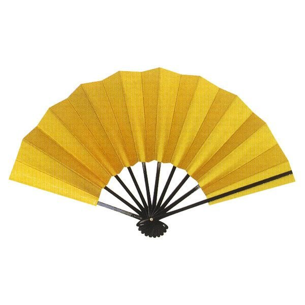 舞扇 金無地 =舞踊 日本舞踊 民踊 新舞踊 舞台用= [78868] dento-wako