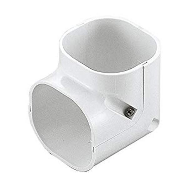 INABA・因幡電工 スリムダクトSD ミニスリムコーナー立面90° 曲りミニ ホワイト SCM-77-W