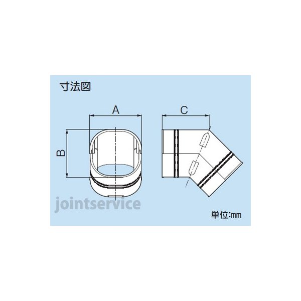 因幡電工 スリムダクト SCF-77-G グレー SDシリーズ 化粧カバーSCF77 スリムコーナー立面45°