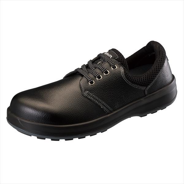 SIMON シモン 安全靴 短靴 WS11黒27.5cm 1706290