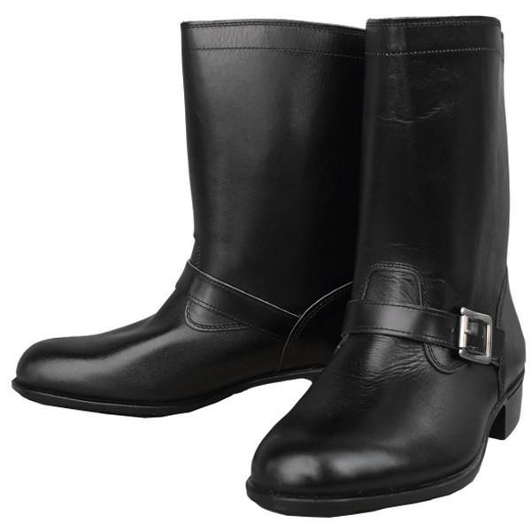 (メーカー欠品 納期未定)DONKEL ドンケル 作業靴306 バンド付き半長靴 28.0 EEE
