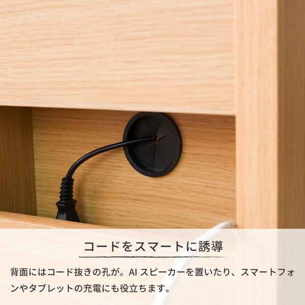 サイドテーブル おしゃれ テーブル 木製 北欧 クリップ ISSEIKI denzo 14