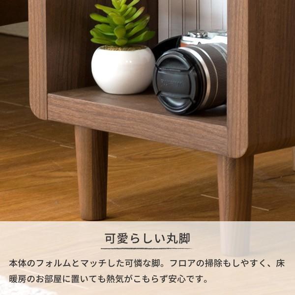 サイドテーブル おしゃれ テーブル 木製 北欧 クリップ ISSEIKI denzo 17