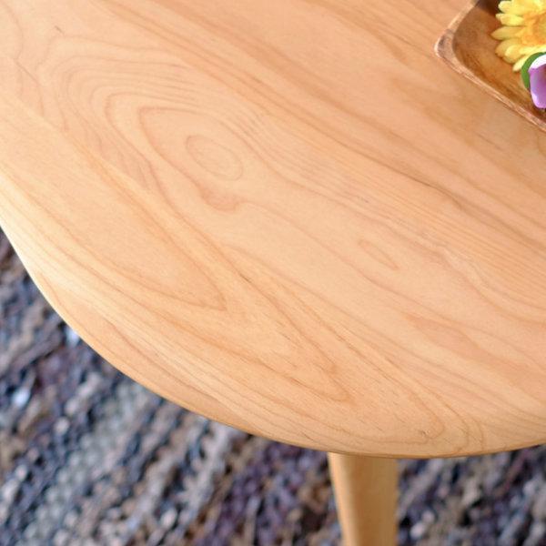 ローテーブル コーヒーテーブル 座卓 アルダー モフィ 100 センターテーブル (IS) denzo 03