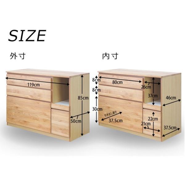 透明マット クリア キッチンカウンター 120 シフォン (IS) denzo 02