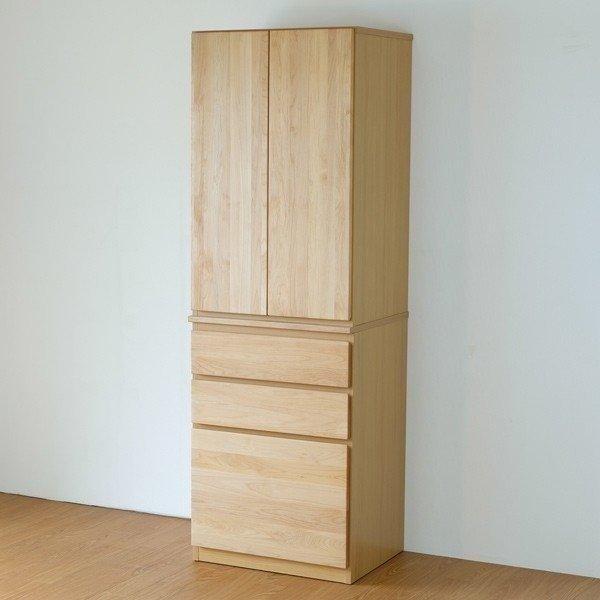 大特価!売り切れ次第終了 食器棚 キッチン収納 キッチンボード シフォン2 幅60 (IS)|denzo