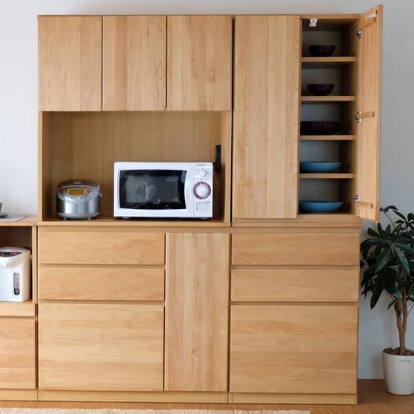 大特価!売り切れ次第終了 食器棚 キッチン収納 キッチンボード シフォン2 幅60 (IS)|denzo|06
