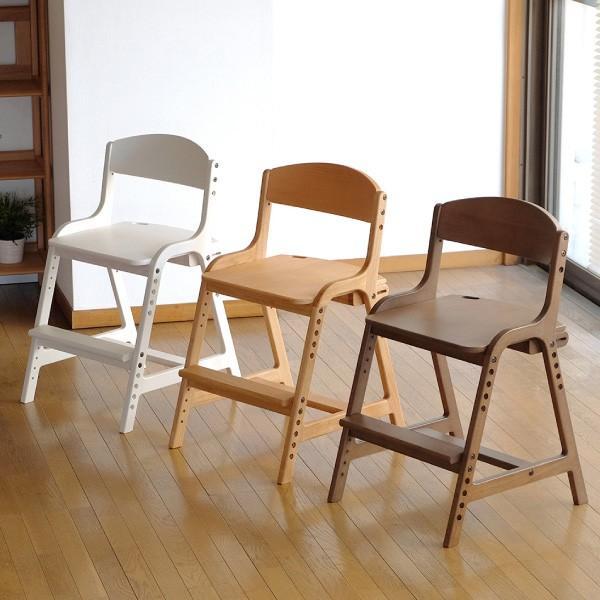キッズチェア 子供用 椅子 エアリー デスク チェア+クッション 2点セット(IS) denzo 03