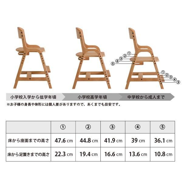 キッズチェア 子供用 学習チェア 椅子 エアリー デスク チェア+クッション 2点セット ISSEIKI|denzo|08