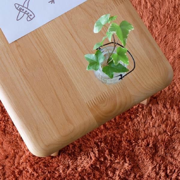 キッズテーブル 子供部屋家具 子供用 木製 カルボ キッズ ミニテーブル  (IS)|denzo|06