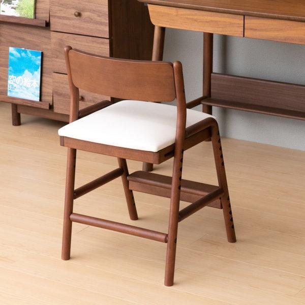 キッズチェア 学習椅子 子供部屋 フィオーレ デスク チェア 組立品 (IS)|denzo|02