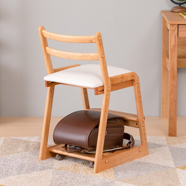 学習チェア 学習椅子 キッズ 椅子 学習用 人気 ライフ ISSEIKI denzo 02