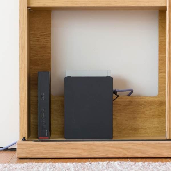 キッチンカウンター 木製 引き戸 木製天板 送料無料 コレント カウンター 幅150 奥行30 高さ85 (IS)|denzo|04