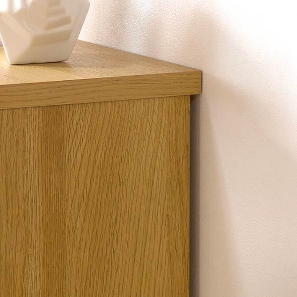 キッチンカウンター 木製 引き戸 木製天板 送料無料 コレント カウンター 幅150 奥行30 高さ85 (IS)|denzo|05