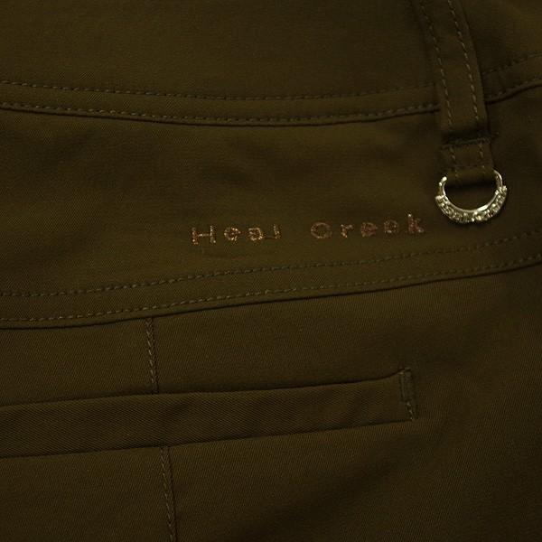 ヒールクリーク Heal Creek 秋冬 レディース 撥水 蓄熱保温 ストレッチ パンツ|depot-044|19