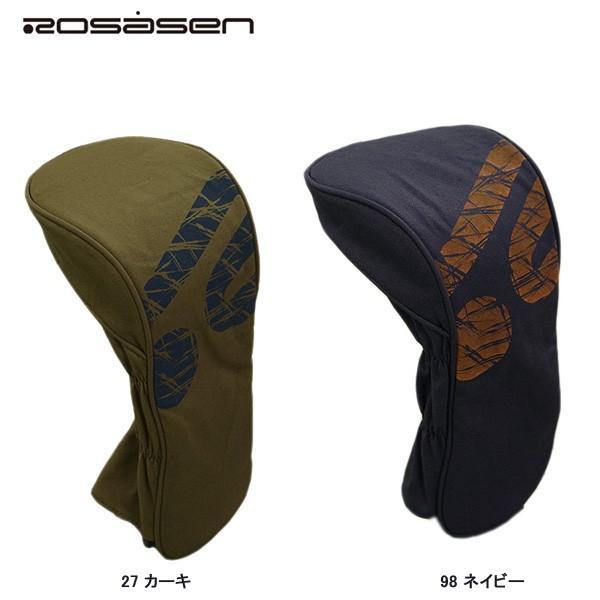 ロサーセン Rosasen ゴルフ ヘッドカバー ドライバー|depot-044