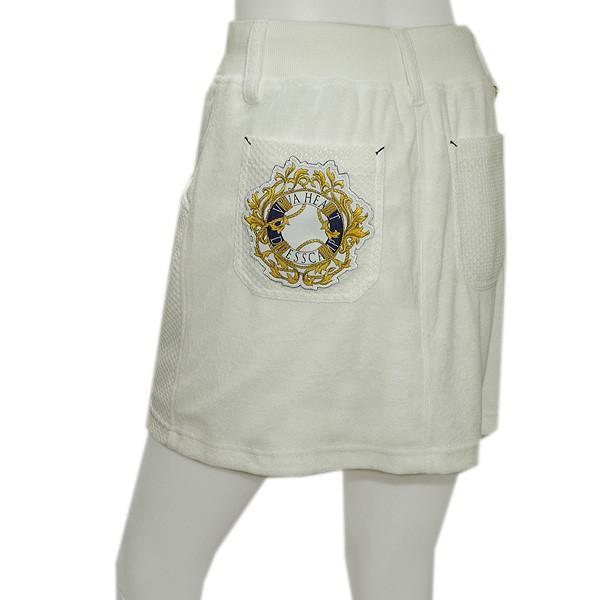 ビバハート VIVA HEART×DRESSCAMP レディース 春夏 ニット×パイル スカート|depot-044|03