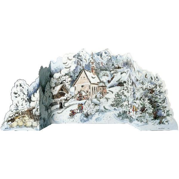 KORSCH コルシュ アドベントカレンダー 冬の森【11584】