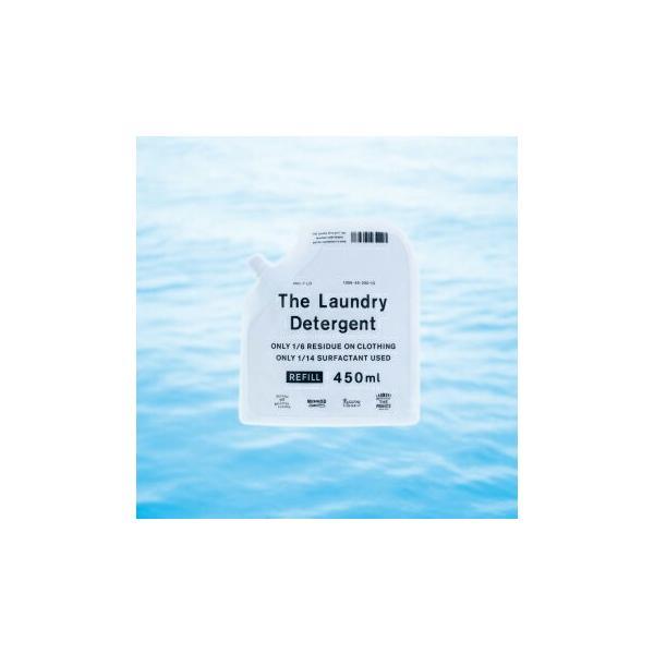 THE 洗濯洗剤 The Laundry Detergent 詰替え パック450ml|designers-labo-jp|02