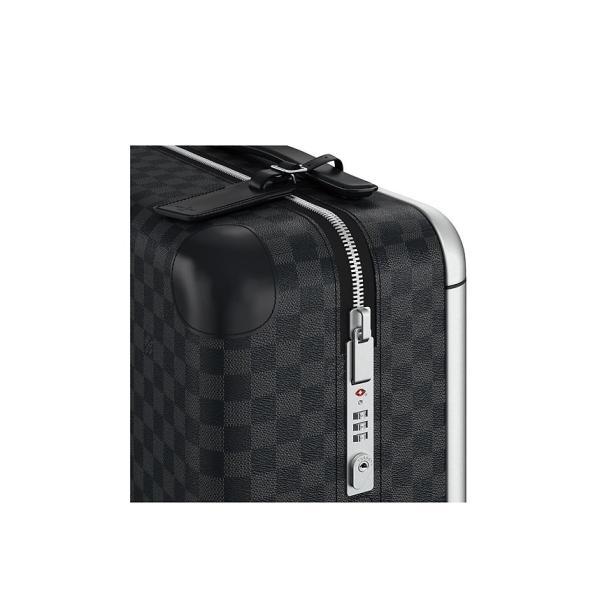 ルイヴィトン LOUIS VUITTON バッグ バック スーツケース ダミエ グラフィット ブラック グレー