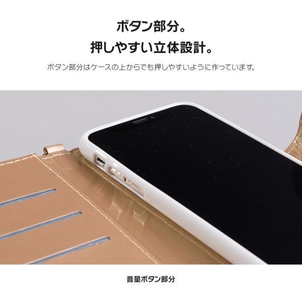 iPhone8 ケース SE2 XR ケース スマホケース 手帳型 XS MAX iPhone7 Plus iPhoneケース 手帳 可愛い ニコちゃん スマイル マーク dm「スマイルダイアリー」 designmobile 11