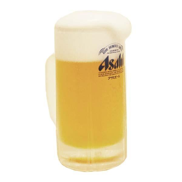 食品サンプル 展示用 アサヒ 生ビール ジョッキ 業務用 オブジェ designpocket