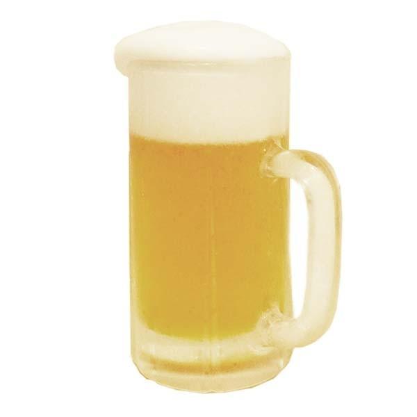食品サンプル 展示用 アサヒ 生ビール ジョッキ 業務用 オブジェ designpocket 02