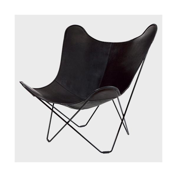 キャッシュレス還元 BKF Chair BKFチェア ブラウンレザー スウェーデン 北欧|designshop-jp|02
